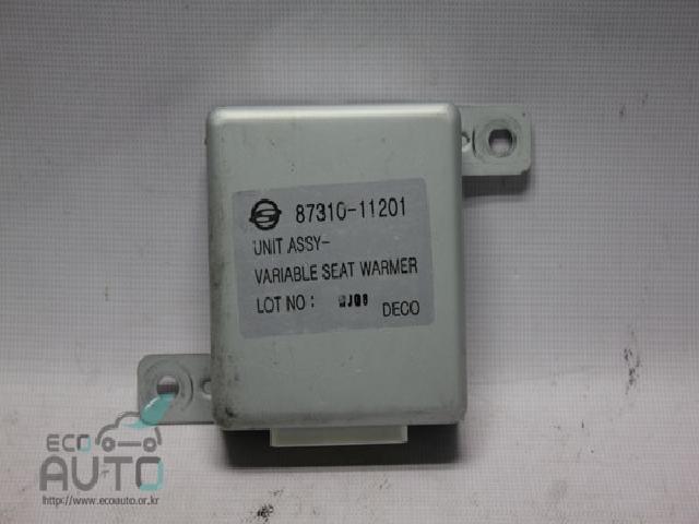 지파츠 자동차 중고부품 87310-11201 모듈(유닛)