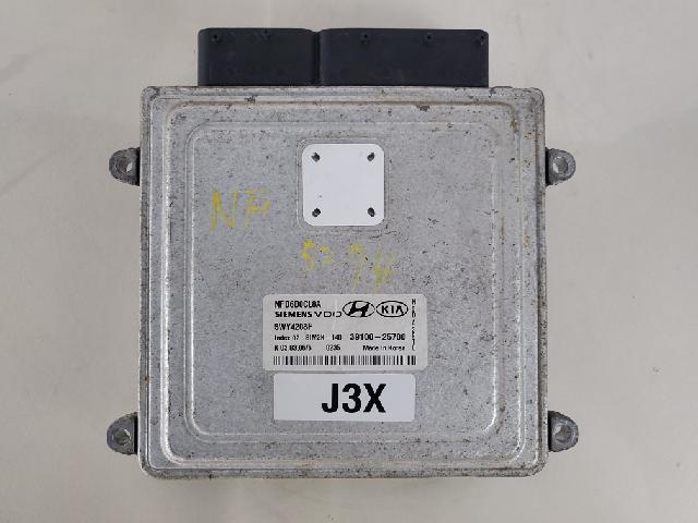 지파츠 자동차 중고부품 39100-25700 ECU,컴퓨터