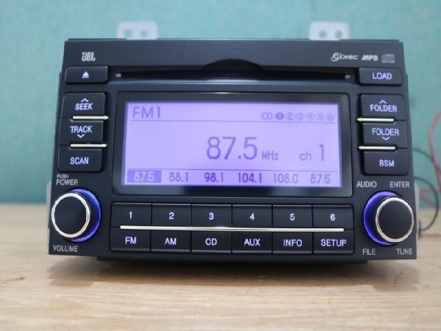 지파츠 자동차 중고부품 96195-3L000K7 AV시스템,오디오