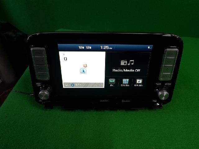 지파츠 자동차 중고부품 96560-K4000TMT AV시스템,오디오