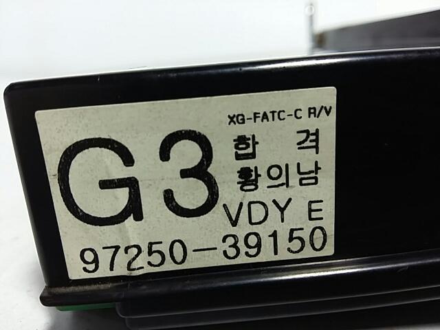지파츠 자동차 중고부품 9725039150 히터에어컨컨트롤스위치