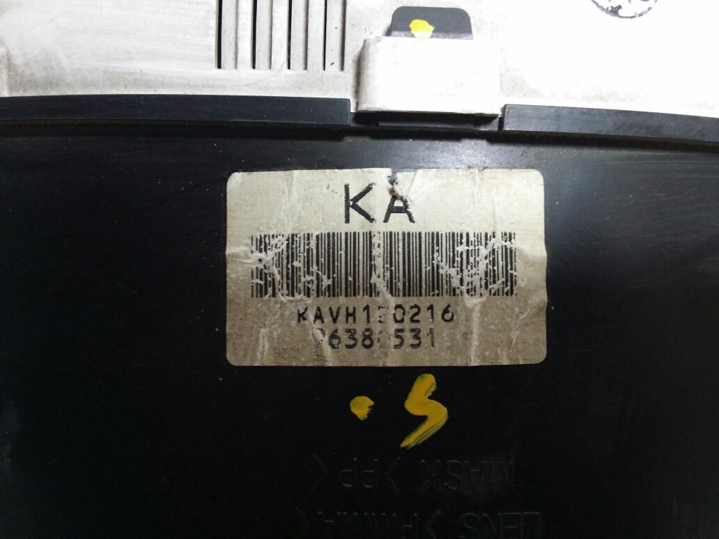 지파츠 자동차 중고부품 96380531 계기판