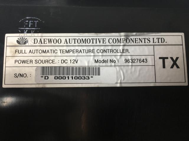 지파츠 자동차 중고부품 96327643 히터에어컨컨트롤스위치