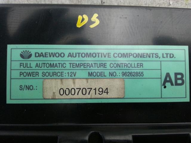 지파츠 자동차 중고부품 96262855 히터에어컨컨트롤스위치