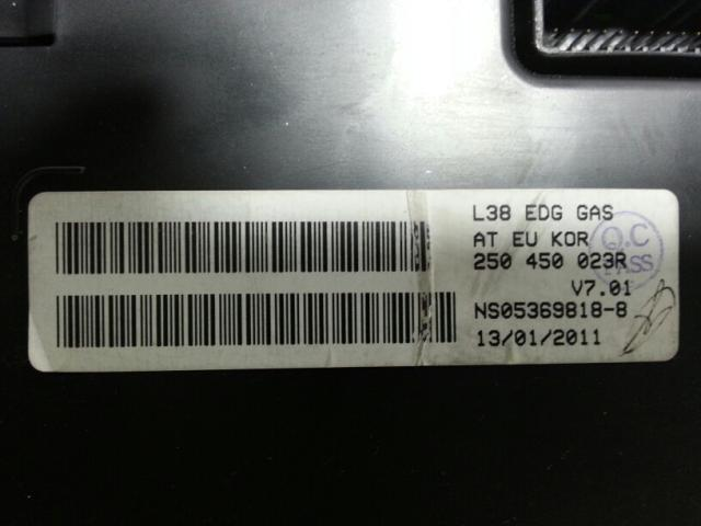 지파츠 자동차 중고부품 250450025R 계기판