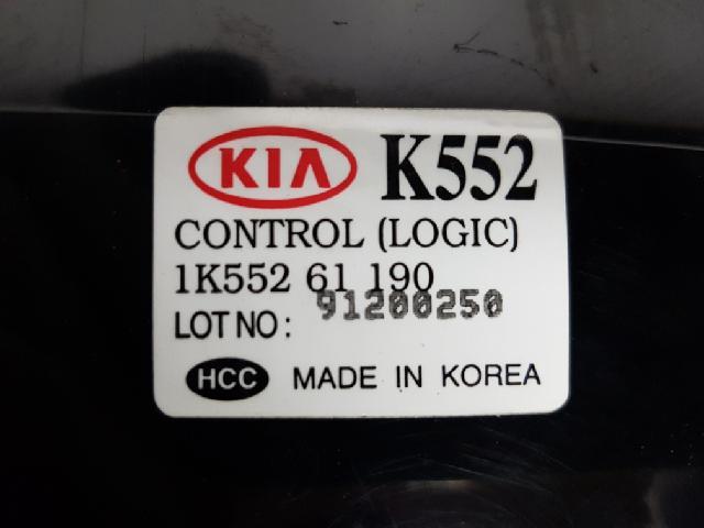 지파츠 자동차 중고부품 1K55261190 히터에어컨컨트롤스위치