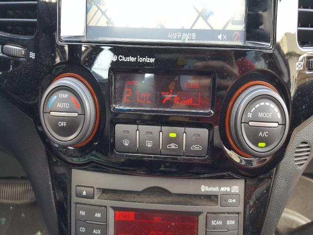 지파츠 자동차 중고부품 972502G320K2 히터에어컨컨트롤스위치