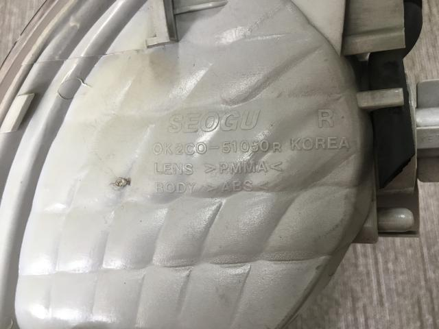지파츠 자동차 중고부품 0K2CO51050 시그널램프,방향지시등,깜박이