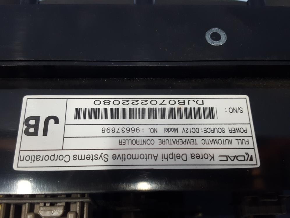 지파츠 자동차 중고부품 96637898 히터에어컨컨트롤스위치