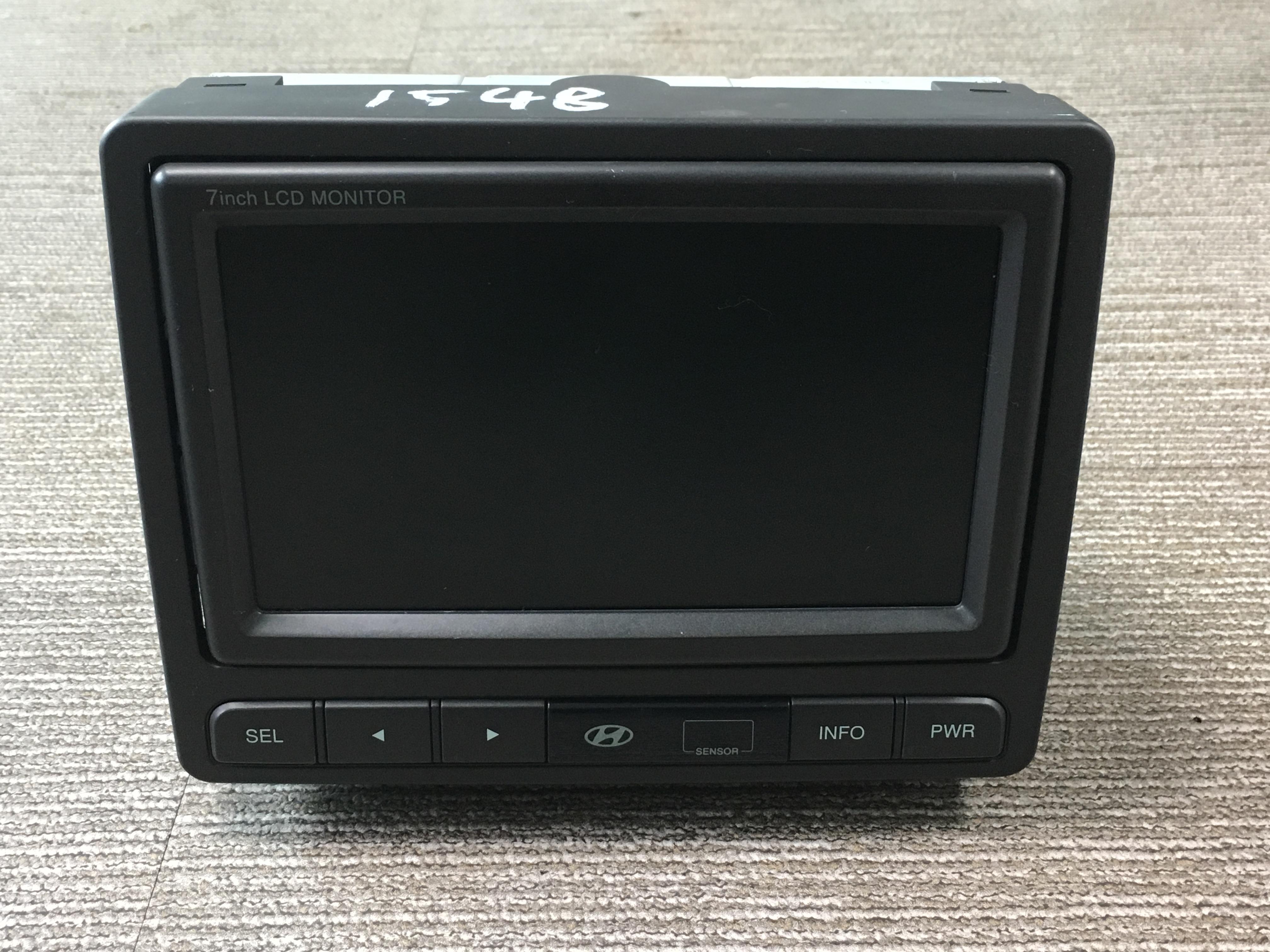 지파츠 자동차 중고부품 965653B450 AV시스템,오디오