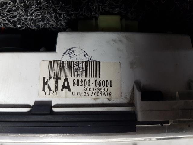 지파츠 자동차 중고부품 8020106001 계기판