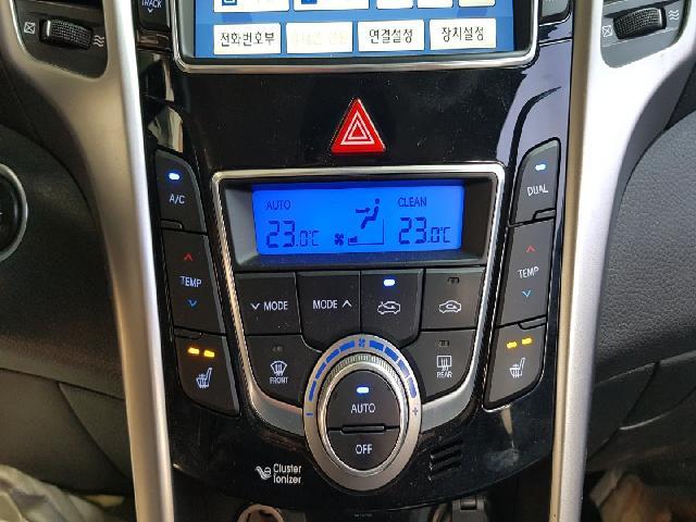 지파츠 자동차 중고부품 97250A5512 히터에어컨컨트롤스위치