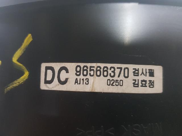 지파츠 자동차 중고부품 96566370 계기판