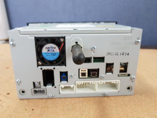 지파츠 자동차 중고부품 965603T500KCA AV시스템,오디오