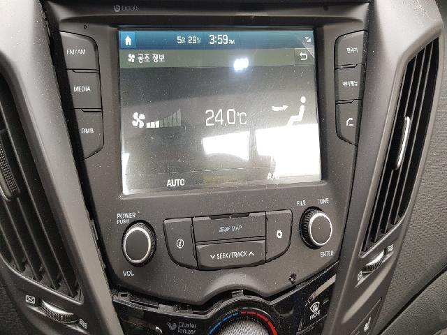 지파츠 자동차 중고부품 972502V510BPD 히터에어컨컨트롤스위치