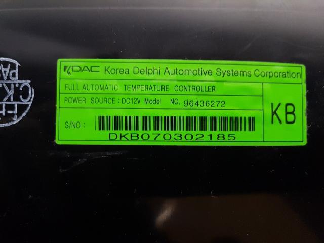 지파츠 자동차 중고부품 96436272 히터에어컨컨트롤스위치