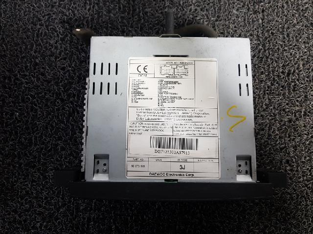 지파츠 자동차 중고부품 96673515 AV시스템,오디오