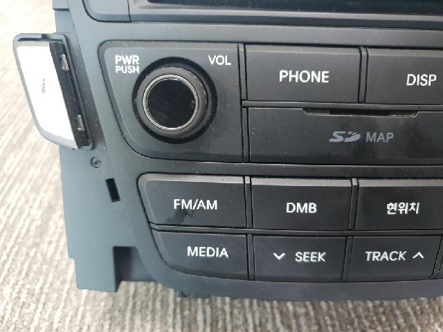 지파츠 자동차 중고부품 965603V6004X AV시스템,오디오
