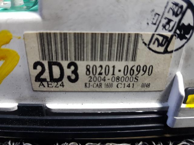 지파츠 자동차 중고부품 8020106990 계기판