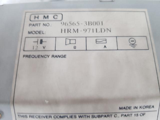 지파츠 자동차 중고부품 965653B001 AV시스템,오디오