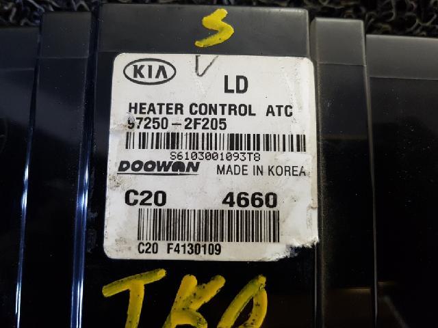 지파츠 자동차 중고부품 972502F205 히터에어컨컨트롤스위치