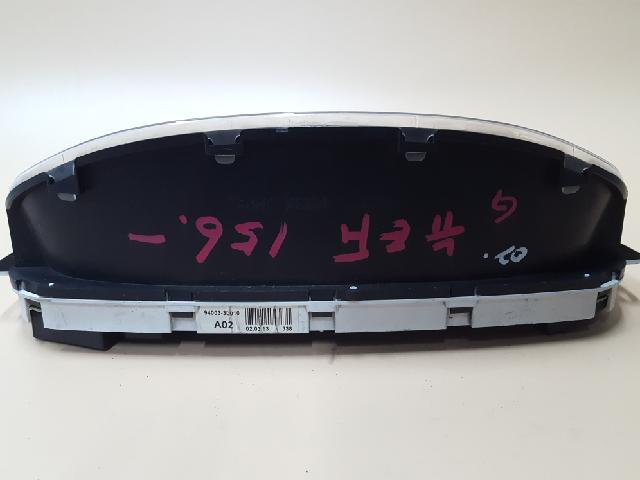 지파츠 자동차 중고부품 940033D010 계기판