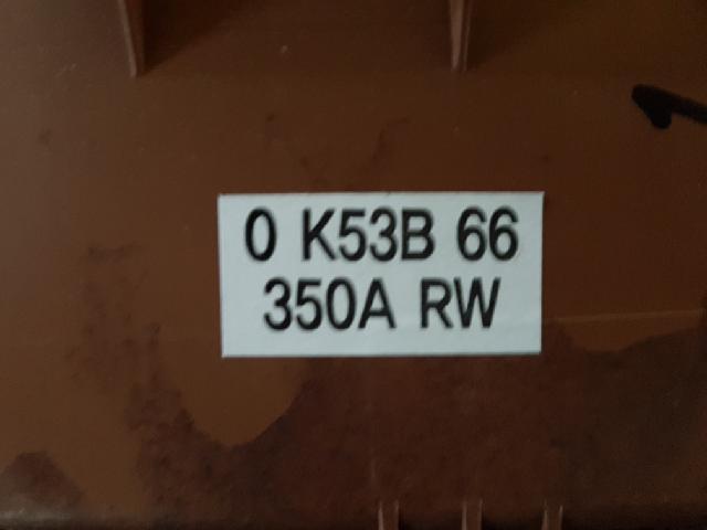 지파츠 자동차 중고부품 0K53B66350ARW 파워윈도우스위치