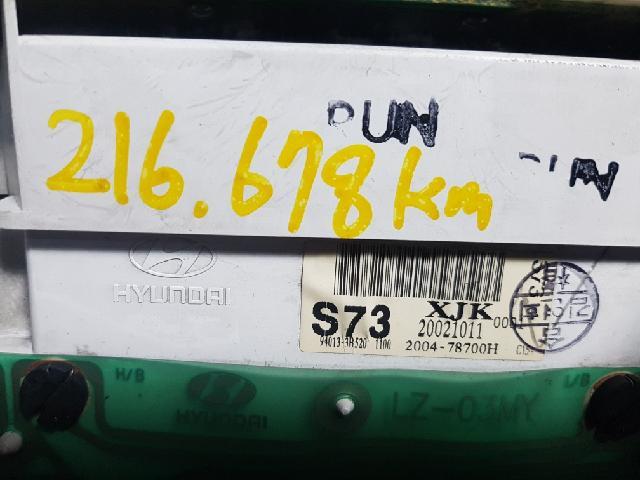 지파츠 자동차 중고부품 940033B200 계기판