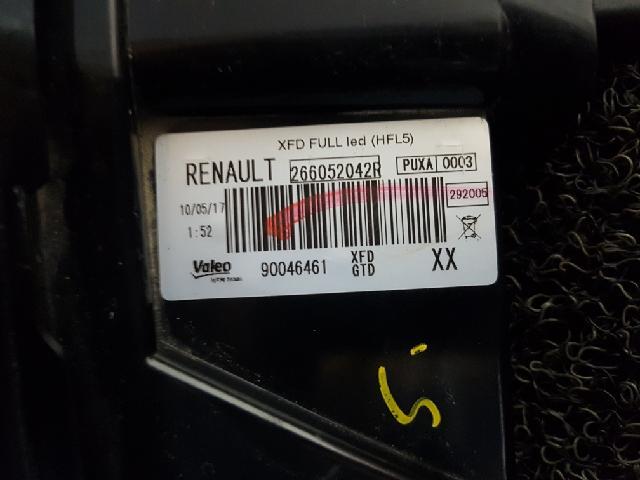 지파츠 자동차 중고부품 266052042R 헤드램프,전조등,헤드라이트