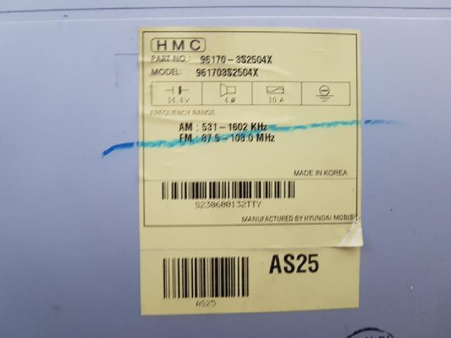 지파츠 자동차 중고부품 961703S2504X AV시스템,오디오