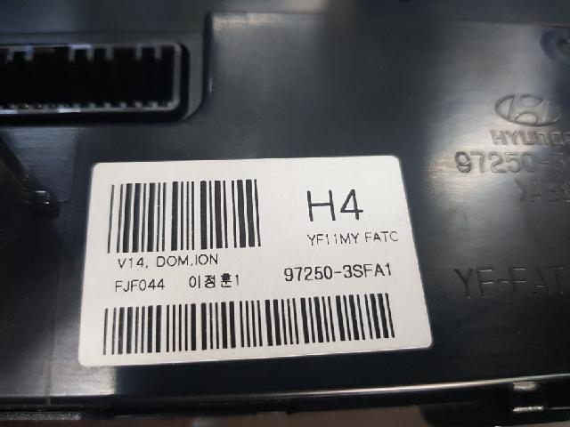 지파츠 자동차 중고부품 972503SFA1 히터에어컨컨트롤스위치