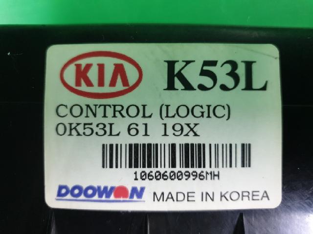 지파츠 자동차 중고부품 0K53L6119X 히터에어컨컨트롤스위치
