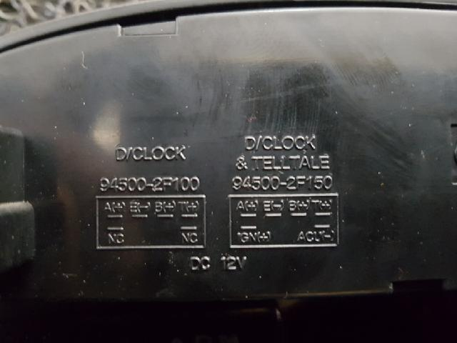 지파츠 자동차 중고부품 972502F200 히터에어컨컨트롤스위치