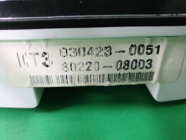 지파츠 자동차 중고부품 8022008003 계기판
