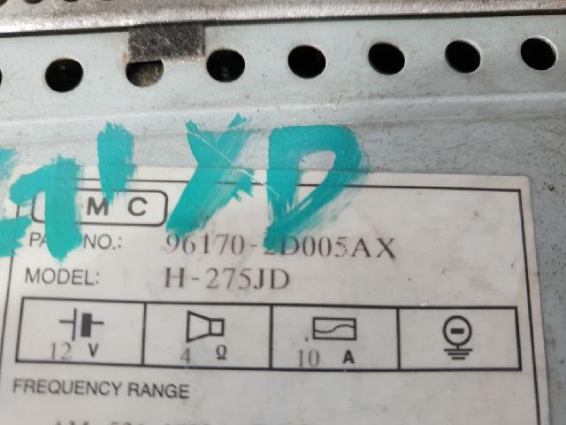 지파츠 자동차 중고부품 961702D005AX AV시스템,오디오