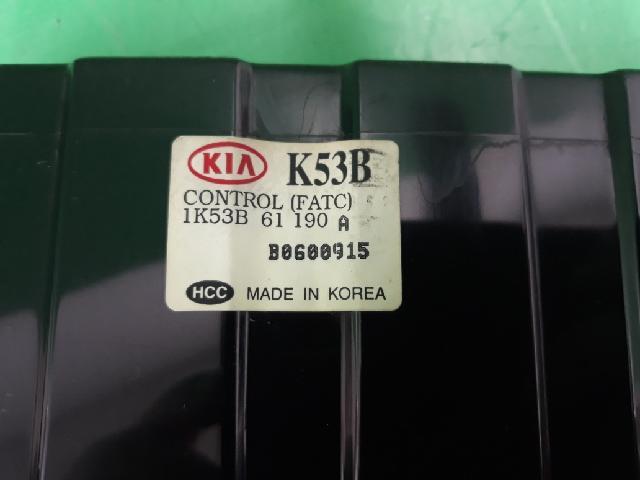 지파츠 자동차 중고부품 1K53B61190A 히터에어컨컨트롤스위치