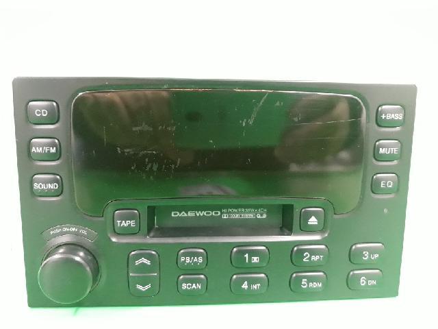 지파츠 자동차 중고부품 96349398 AV시스템,오디오