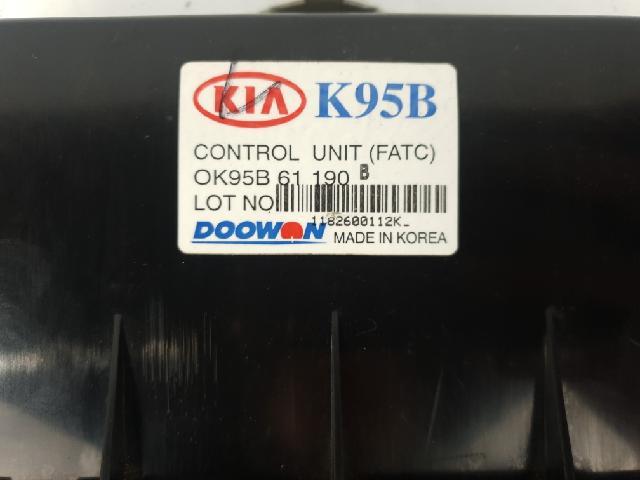 지파츠 자동차 중고부품 0K95B61190B 히터에어컨컨트롤스위치