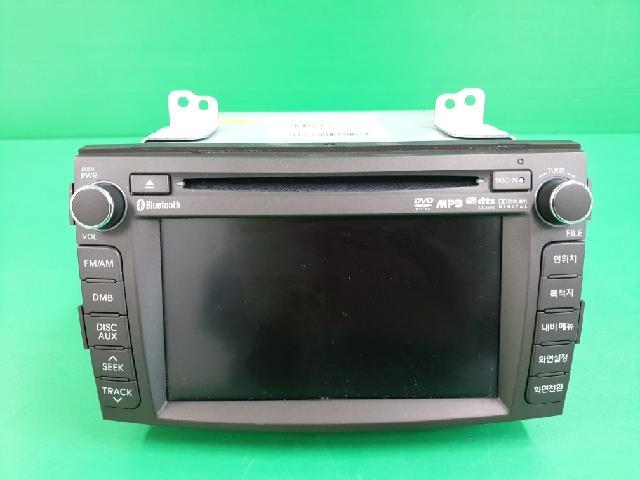 지파츠 자동차 중고부품 965603K100 AV시스템,오디오