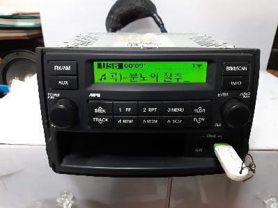 지파츠 자동차 중고부품 96100-4H000 WK AV시스템,오디오