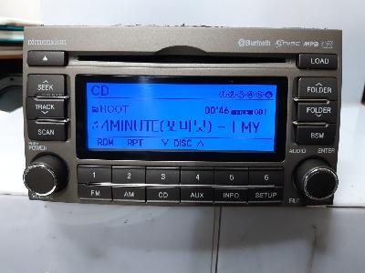 지파츠 자동차 중고부품 96196-3L050 5H AV시스템,오디오