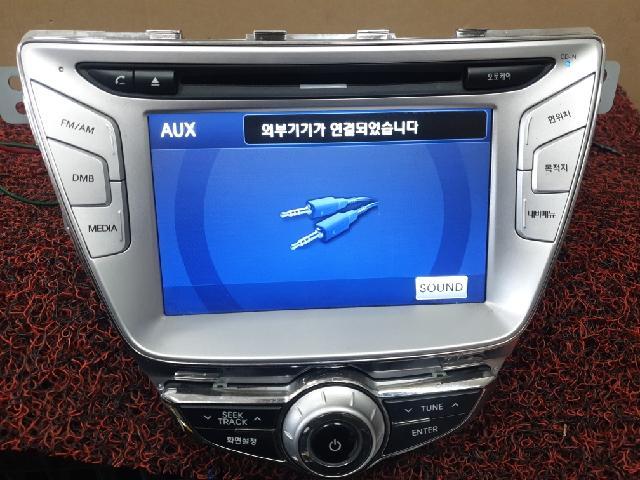 지파츠 자동차 중고부품 96560 - 3X000 FP AV시스템,오디오