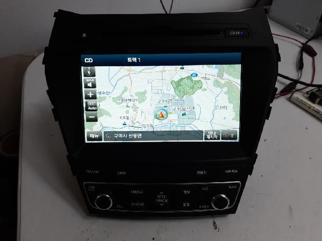 지파츠 자동차 중고부품 96560-2W070 4X AV시스템,오디오
