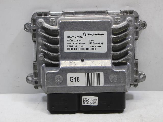 에코오토 자동차 중고부품 1735400032 ECU,컴퓨터