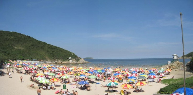 Big Wave Bay Beach - Shek O