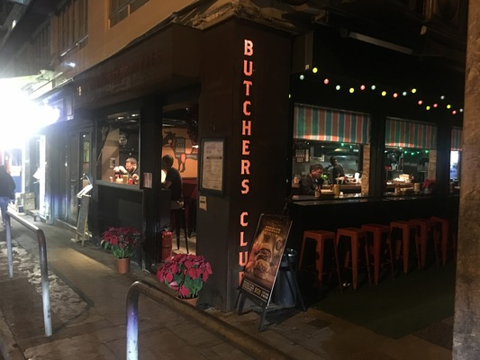 The Butchers Club Burger (Wan Chai)