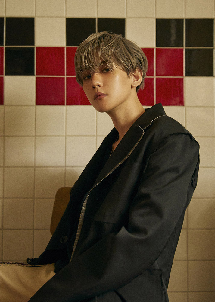 Initial Chodong Record] BAEKHYUN's 1st Solo Album 'CITY LIGHTS