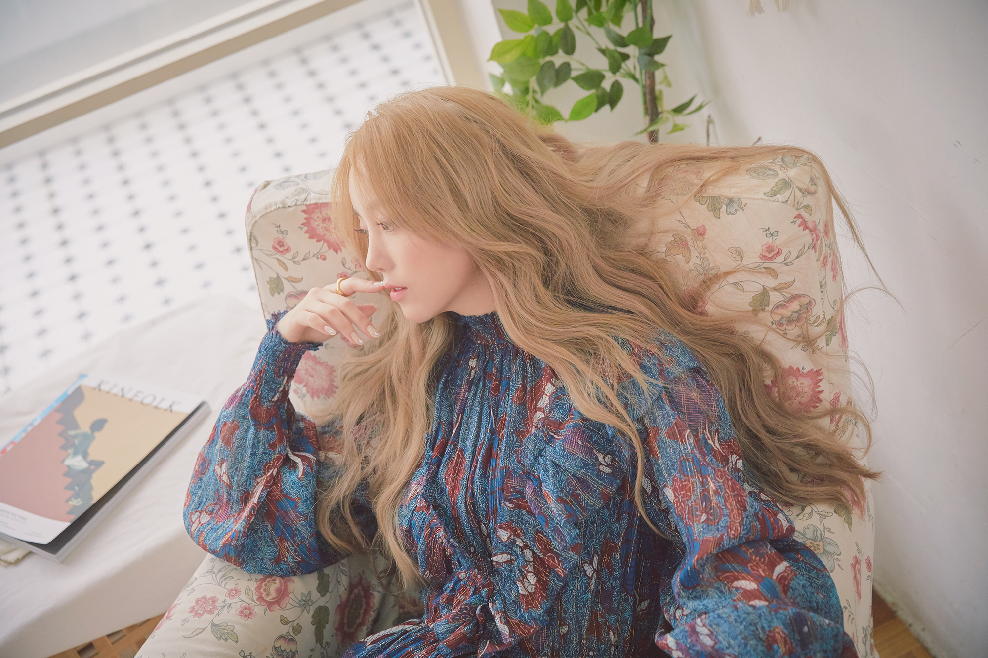 Kei of Lovelyz (Photo=Kei official homepage)