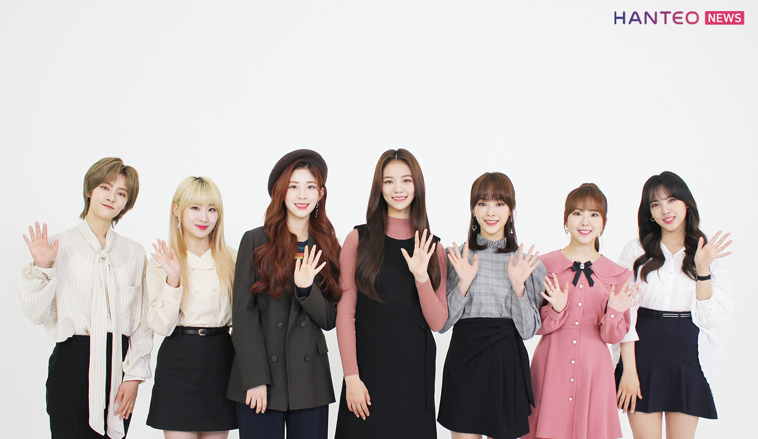 Group GWSN participating in the promotion of '2019 ASEAN-Republic of KOREA Commemorative Summit' and representing K-Pop artists (Photo=Sena Sim)