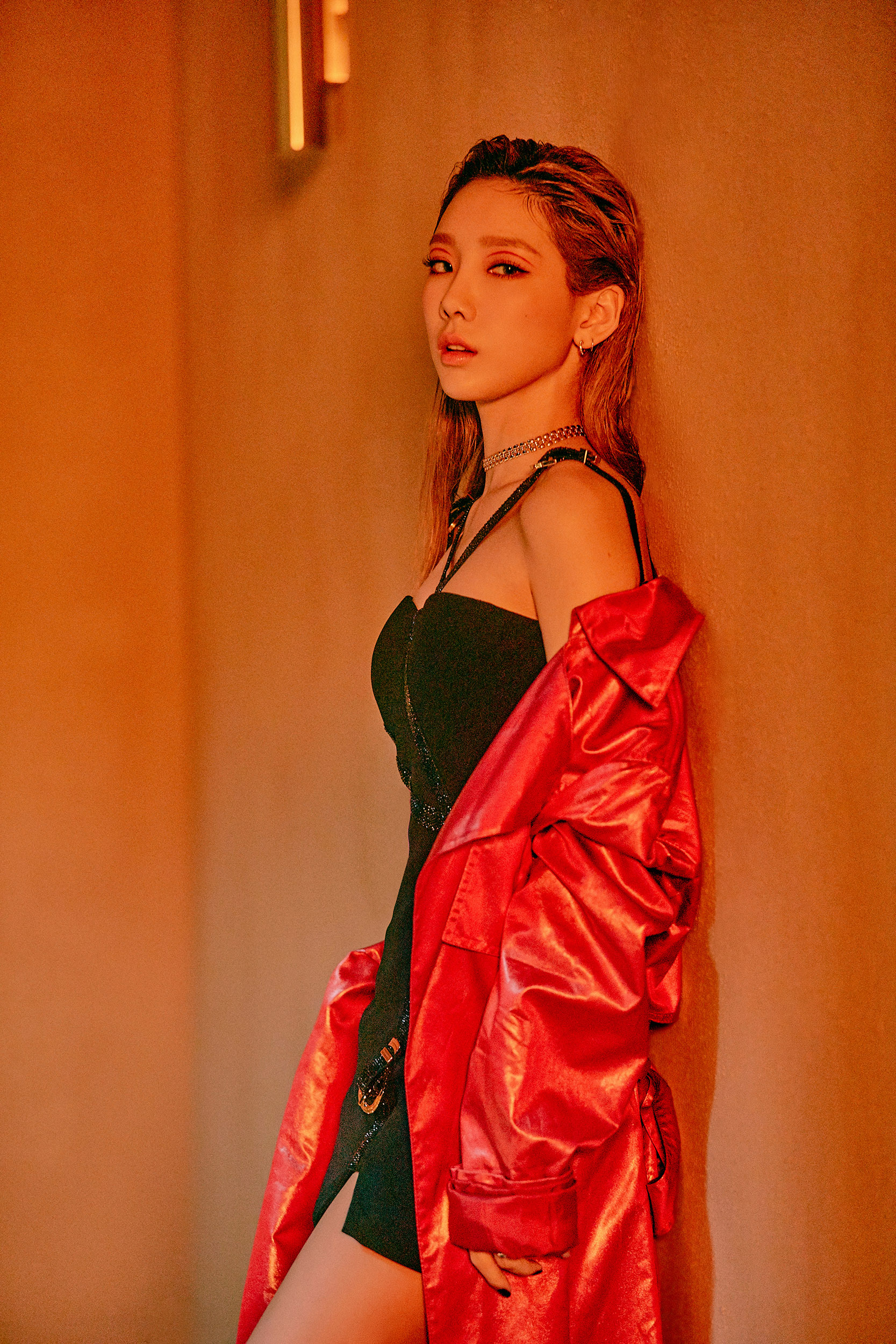 TAEYEON, who took the 1st place in Hanteo Chart's Weekly Physical Album Chart of the 1st week of November (Photo Credit=SM Entertainment)